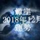 蠍座(さそり座) 2018年12月の運勢