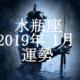 水瓶座(みずがめ座) 2019年1月の運勢