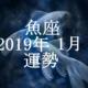 魚座(うお座) 2019年1月の運勢