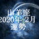 やぎ座(山羊座)2020年2月の運勢